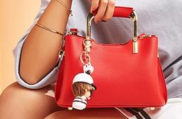 letras brillantes con strass Rebajas 2019 Ruil mujeres empalme de color bolsos de abeja pequeña moda diseñador de la cremallera bolso de hombro ocasional bolsa de mensajero nuevo saco femme bolsos bolsos B01