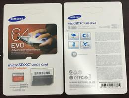 Canada 8 Go / 16 Go / 32 Go / 64 Go / 128 Go / 256 Go Carte micro sd Samsung EVO + Plus Classe Class10 / Smartphone Carte TF C10 / Tablette PC Carte mémoire 80MB / S Offre