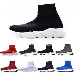 12807f2edf zapatos para hombre buenas marcas Rebajas Diseñador para hombre mujer Speed  Trainer Luxury Brand