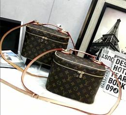 2019 качественная косметика Женская сумка дизайн повседневные сумки модные женские сумки косметичка высококачественная кожа PU бренд плед сумка скидка качественная косметика