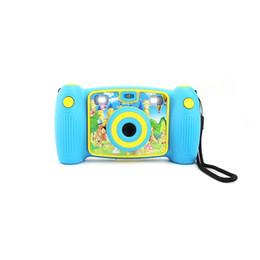 2019 lustiges mikrofon Mode Mini Projektionskamera Kinder Innovative Kamera Cartoon Form Lustige Design Eingebautes Mikrofon USB2.0 Kinder rabatt lustiges mikrofon