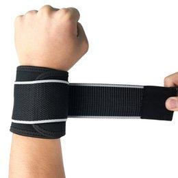 fitbit flex ersatzbänder Rabatt 1 STÜCKE Männer Frauen Gym fitness Wrestle Professionelle Sport Schutz Handgelenk Einstellbare Handgelenkstütze Klammer Band