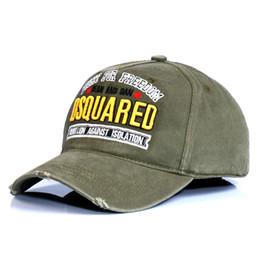 gd caps Desconto o envio gratuito de alta qualidade d2 dos homens do desenhista Chapéus bordados ícone chapéu preto rua Baseball cap Snapback Golf Moda