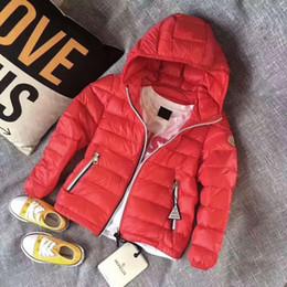 детские пальто Скидка Высокое качество бренда Детская Пуховик Длинный Толстый Мальчик Зимнее Пальто 90% Утка Пух Дети Зимние Куртки для детей Верхняя одежда