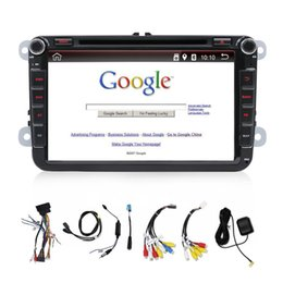 "Vw schlag bluetooth online-8 ""autoradio dvd android 7.1 gps navigation bluetooth wifi in-dash für vw golf 4 5 polo bora cc"