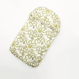 Imagens de meninos do bebê on-line-Meninos Meninas sacos de dormir Do Bebê quente quilt pacote Imagem impressão Brand Newborn Sleeping Bag Cobertor Frete grátis