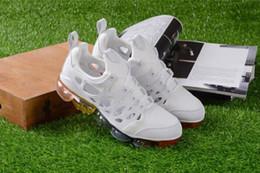 sandálias laranja Desconto Nova Chegada 2019 Run Utility Mens Tênis de Corrida Dos Homens de Alta Qualidade Branco Preto Vermelho Laranja Wading sapatos sandálias de verão designer de tênis 40-45