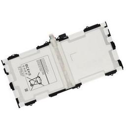 3.8 V 30.02wh 7900 mAh EB-BT800FBE Bateria Do Laptop Para SAMSUNG GALAXY TAB S 10.5 polegada SM-T800 T801 T805 AA1F625ES / 7-B de Fornecedores de mini barco solar