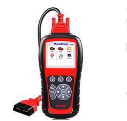Carro diagnóstico scanner autel on-line-Autel MaxiDiag MD805 OBD2 Auto Scanner Ferramenta de diagnóstico OBD 2 Scanner de diagnóstico de carro Eobd Automotive Car Scan Tool