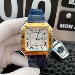 Orologio da uomo nuovo Movimento elettronico al quarzo importato Cassa in acciaio inossidabile 316 Data automatica Cinturino in pelle arancione casual Orologio di lusso X71 supplier tonneau watches da orologi di tonneau fornitori