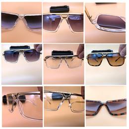ae4903ea0 máscaras de golfe Desconto Lendas Gazelle Óculos De Sol de Luxo Da Marca  Designer de óculos