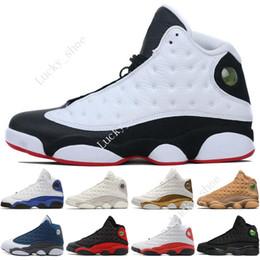 b5b42229606821 13 13s Mens Basketball Shoes Phantom Chicago GS Hyper Royal Black Cat  Flints Bred Ivory Playoffs men sports sneakers women designer trainers