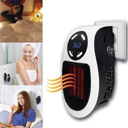 Canada EastVita 500 W Mini Smart Chauffe-espace pour la maison hiver électrique chauffe-eau ventilateur chauffage bureau portable ménage chauffe cheap electric desktop fan Offre