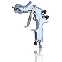 Canada Pistolet pulvérisateur de peinture HD-1 HVLP à alimentation par gravité pour tous les types de peinture, de finition et de retouche automobile avec un gobelet en plastique de 600 cm³ cheap types paints Offre