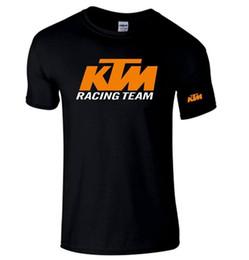 rara KTM-Racing-Moto-Bike-Auto-Racing-Motorcycle- NUEVAS CAMISETAS S-5XL 2018 Camiseta divertida, Camisetas lindas Hombre, 100% algodón Cool desde fabricantes