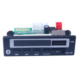 Leitor de tela on-line-Acessórios de áudio WAV Card Reader Tela Colorida Durável Bluetooth MP3 Módulo de Função de Memória Placa De Plástico Com Rádio FM
