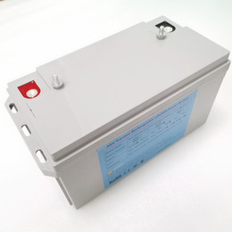 batteries de golf Promotion batterie au lithium / lifepo4 12v 100ah pour RV / système solaire / yacht / stockage de voiturettes de golf et voiture AGV mini EV
