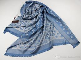 Роскошные мода шарф для женщин новый дизайнер лето осень-весна длинные шарфы шали обернуть 180x70 см Леди шарфы шали от