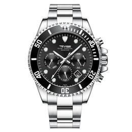 швейцарские часы Скидка Роскошные швейцарские часы автоматические механические Зеленый циферблат мужские часы спортивные военные золото из нержавеющей стали мужские часы водонепроницаемые часы