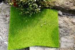 Canada Simulation verte Pelouse Prairie Lichen Moss Faux miniature bricolage Photographie Contexte Prise de vue en studio Accessoires photo Adornment Offre