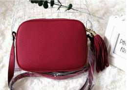Corpo semplice online-Borse a tracolla di marca di alta qualità borse firmate Pochette nuovo colore di successo Ling griglia Borsa a tracolla semplice pacchetto catena borse a tracolla