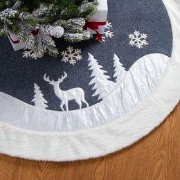 giocattoli all'ingrosso del harry potter Sconti Nel 2019 vestito nuovo albero di Natale decorazione forniture di Natale grembiule fondo vestito albero di Natale all'ingrosso