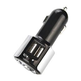 Usb-blitz-antriebsspieler-auto online-Drahtloser Bluetooth-FM-Transmitter MP3-Player USB-Flash-Laufwerk Auto-Freisprech-LED Zeigt die Nummer des FM-Auto-USB-Transmitters an