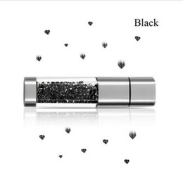 Marca Super Moda Moda Luxo Real Capacidade de Cristal de Diamante 2.0 USB Flash Drive Memory Stick 128 GB Super Pen Drive de