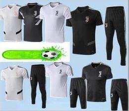 Mejores uniformes online-2019 nuevos hombres kit de fútbol 3/4 camiseta uniforme mejor calidad personalizar 19/20 camisetas de fútbol Dimen 3/4 traje de entrenamiento