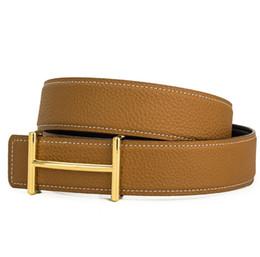 tableau de taille de ceinture Promotion 2019 hommes femmes designer ceintures marque ceinture ceinture de luxe pour hommes H boucle ceinture top mode hommes ceintures en cuir designer ceintures livraison gratuite