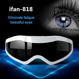 2019 massage électrique des yeux automatique Eye Beauty Care Outil électrique Appareil de massage Masseur Protection Instrument Anti-myopie Recharge USB Détendez-vous Vibration Magnétique massage électrique des yeux pas cher