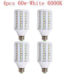4PCS 60w Photo Bulb LED para Photo Studio Video difusor de luz caja suave kit de iluminación E27 6000K Corn LED desde fabricantes