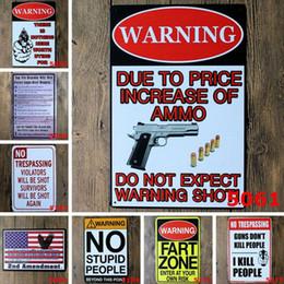 sinais de padaria Desconto Eco-Friendly 20 * 30 centímetros Tin Sign Board Gun Metal Pintura Poster Retro Humor Use Party Bar Ktv Casa