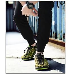 zapatos de deporte hechos a mano Rebajas Nueva moda hechos a mano sandalias deportivas personalidad ocasional inferior suave con cordones planos elásticos transpirables sandalias de verano zapatos al aire libre