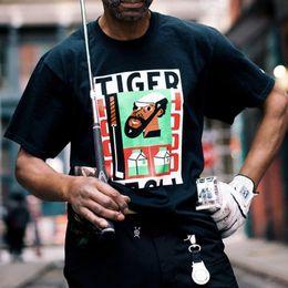 Kapuze gedruckte hemden online-19SS Noah Hood T-Rundhalsausschnitt Druck kurzen Ärmeln Retro Street Fashion Cotton Paar Frauen und der Männer US-Größe S-XL T-Shirt HFWPTX252