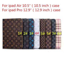 guia de cores da tabuleta Desconto Os mais recentes negócios de luxo Tablet para iPad pro caso de 12,9 polegadas para o caso do ar ipad 10,5 polegadas Casos Tablet PC