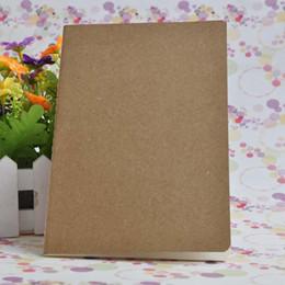 livro em capa dura Desconto A5 Em Branco Dentro Da Página Notepads Caderno De Papel De Couro Cor Sólida Caderno Clássico Notepad Simples Notebooks Direto Da Fábrica zhao