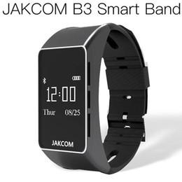 Горячие взрослые часы онлайн-JAKCOM B3 Smart Watch горячая распродажа в смарт-браслетах, таких как ningbo powerstar adult free movies technology