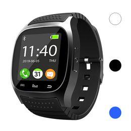 2019 яблоко сенсорный экран смотреть дети M26 Bluetooth SmartWatch BT4.0 Smart Watch 1,5