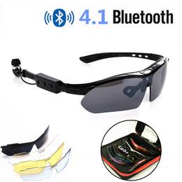 Óculos de ciclismo sem fio inteligente bluetooth 4.1 wearable hands-free  telefone bicicleta uv400 polarizada óculos de sol substituir miopia lentes    123540 3599929aa4