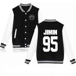 Kpop hoodies on-line-Hoodies Moletons Mulheres / Homens Bts Bangtan Meninos Harajuku Inverno Casual Hoodies Bts Kpop Mulheres Plus Size Xxxxl K-Pop roupas
