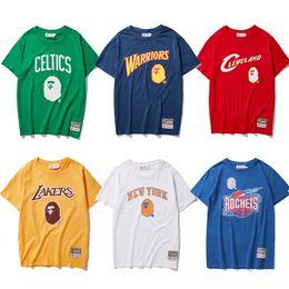 324d1e36835 New Arrival Cotton Jersey T-shirt For Men Fashion High Quality Basketball  Shirt Short Sleeve Hip Hop Skateboard Tee M-3XL TNI0402