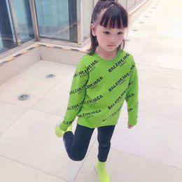 2019 roupas grossistas por atacado para crianças Menino menina camisola de malha moda crianças outono inverno jumper de malha pullover crianças roupas de varejo