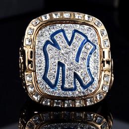 anéis de dedo antigos Desconto Anéis de Campeonato de 1999 Colecionadores europeus e americanos de alta qualidade