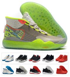 sale retailer 7d0bf 782ea 2017 heißer Mvp Kevin Durant KD 12 Jahrestag Universität 12S XII Oreo  Männer Basketball-Schuhe USA Elite KD12 Sport Sneakers günstig basketball  shoes usa