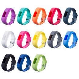 Preis smart watch online-Neues weiches Silikon-Ersatz-Armbanduhr-Band-Bügel für Garmin Vivofit3 Vivofit 3 Smart Watch DHL-Fabrikpreis des schnellen Schiffs