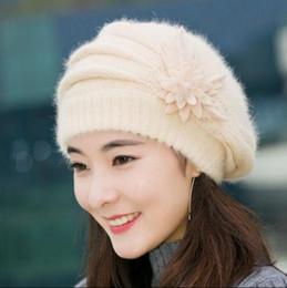 Cappello da donna in cotone caldo invernale lavorato a maglia all'uncinetto con collo ampio e berretto con cappuccio in cotone nero rosso bianco Panoramica del prodotto da