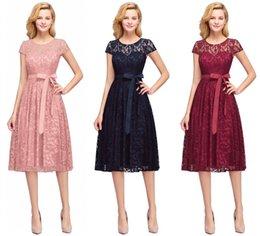 33f33e8283c Promotion Robes De Cocktail Pour Femmes Manches