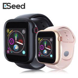 Bluetooth apfel smart watch online-Smart-Uhren Z6 Bluetooth 3.0 Uhren mit Kamera-Touch Screen unterstützt SIM-TF-Karte für Android-Smartphone PK DZ09 GT08 Smartwatch