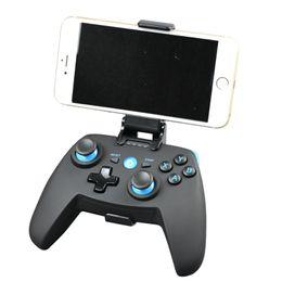 Cf bluetooth online-X10 Bluetooth Gamepad senza fili Android / IOS Telefono Game Console PC TV Box Joystick Controller VR Mobile Joypad Per GB / CF / Giochi Pubg